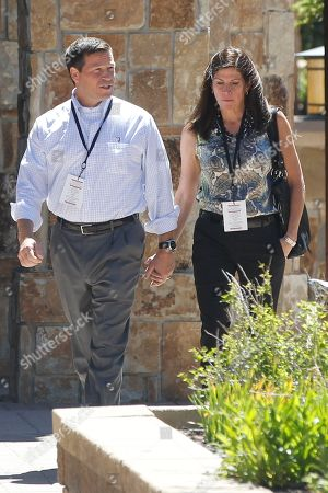 Connie Mack, Mary Bono Mack Rep. Connie Mack, R-Fla., left, walks with his wife, Rep. Mary Bono Mack, R-Calif., at a private donors' conference for Republican presidential candidate Mitt Romney at The Chateaux at Silver Lake at Deer Valley Resort in Park City, Utah