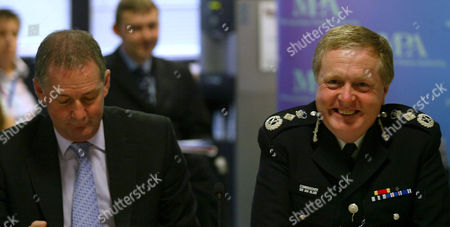 Editorial image of Metropolitan Police Authority meeting, London, Britain - 29 Jun 2006