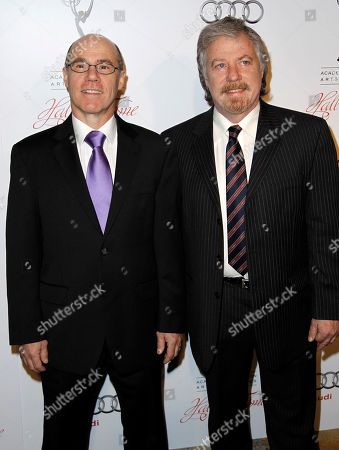 Barry Livingston, Stan Livingston Actors Barry Livingston, left, and Stan Livingston arrive at the Academy of Television Arts and Sciences 21st Annual Hall of Fame Gala in Beverly Hills, Calif