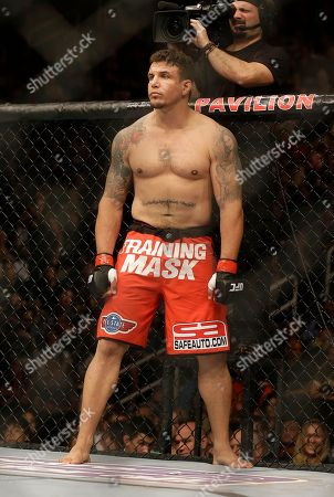 Frank Mir Frank Mir before fighting Daniel Cormier during a UFC heavyweight mixed martial arts fight in San Jose, Calif., . Cormier won by unanimous decision