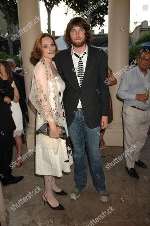 Stock Photo of Tessa and Luke Dahl