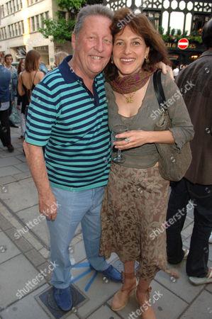 Editorial photo of Private View of Damian Elwes at Scream, London, Britain - 29 Jun 2006