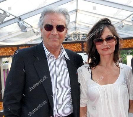 Pierre Arditi and Evelyne Bouix