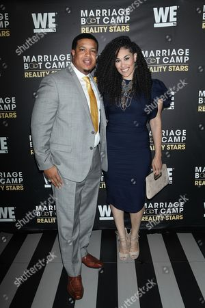 Stock Picture of Keke Wyatt, Michael Ford