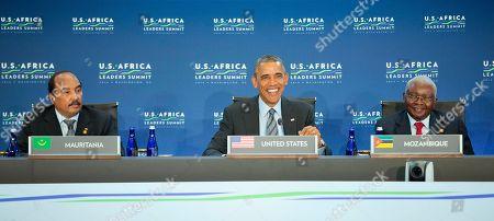 Editorial picture of US Obama Africa Summit, Washington, USA