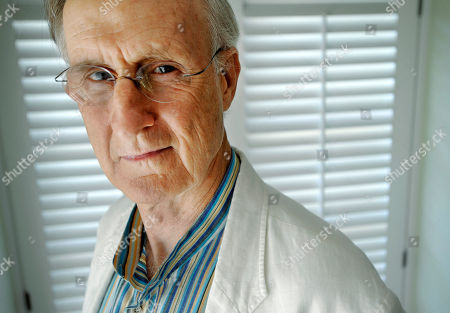 """James Cromwell James Cromwell, who portrays former U.S. president George Herbert Walker Bush in the film """"W."""", poses for a portrait at the Four Seasons Hotel in Beverly Hills, Calif"""