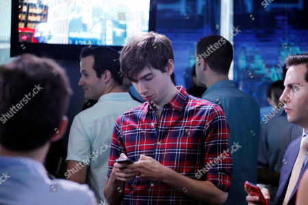 David Karp David Karp, Founder and CEO of Tumblr, uses his phone before the opening bell at Nasdaq, in New York. Yahoo acquired the online blogging forum for $1.1 billion in June. Tumblr will remain independently operated and Karp will stay CEO