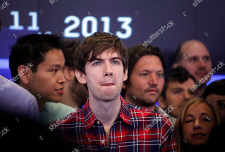 David Karp David Karp, Founder and CEO of Tumblr, rings the opening bell at Nasdaq, in New York. Yahoo acquired the online blogging forum for $1.1 billion in June. Tumblr will remain independently operated and Karp will stay CEO