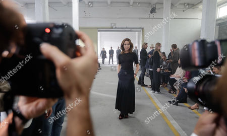 Editorial picture of Diesel Black Gold show, Runway, Spring Summer 2017, Milan Fashion Week, Italy - 23 Sep 2016