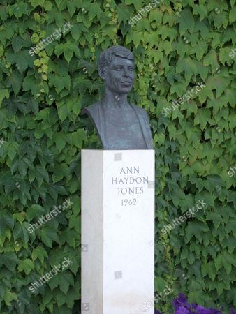 Ann Haydon Jones statue