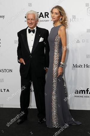 Adriano Teso and Laura Morino Teso