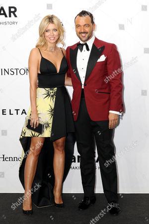 Elena Barolo and Alessandro Martorana
