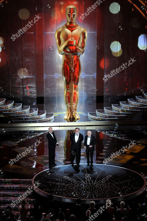 Editorial image of 83rd Annual Academy Awards - Show, Los Angeles, USA