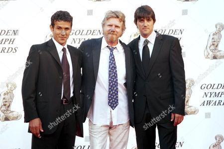 Kamel Belghazi, Xavier Deluc and Jean Pascal Lacoste