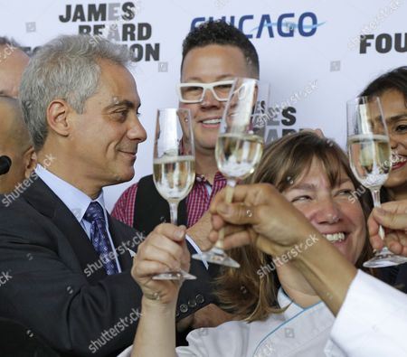 Editorial picture of Food Beard Awards-Chicago, Chicago, USA