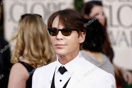 Editorial picture of Golden Globe Awards - Arrivals, Los Angeles, USA