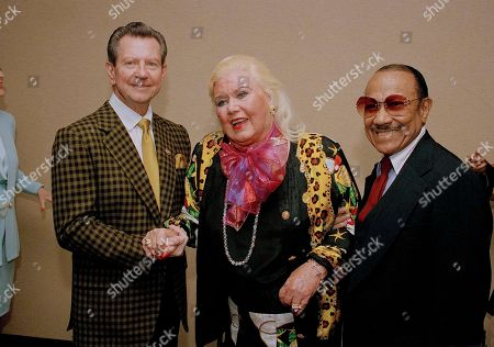 Donald O'Conner, Ginger Rogers, Fayard Nicholas Donald O'Conner, left, poses with Gypsy Award recipients Ginger Rogers and Fayard Nicholas of the Nicholas Brothers prior to the Professional Dancers Society 1994 Gypsy Awards ceremony in Los Angeles, . O'Conner, who is president of the society, presented them with the award