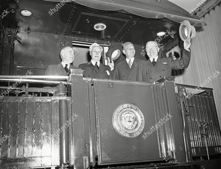 Editorial photo of Harry Truman, Washington, USA