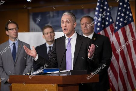 Editorial picture of House Benghazi Report, Washington, USA