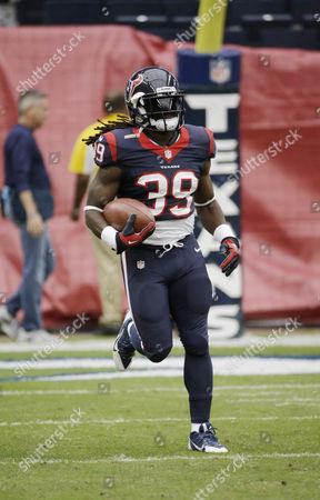 Editorial image of Jaguars Texans Football, Houston, USA