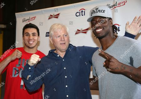 Editorial picture of Kings Next Round Boxing, Santa Monica, USA