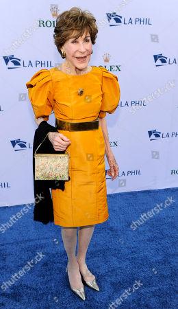 Editorial image of LA Philharmonic Opening Night Gala, Los Angeles, USA
