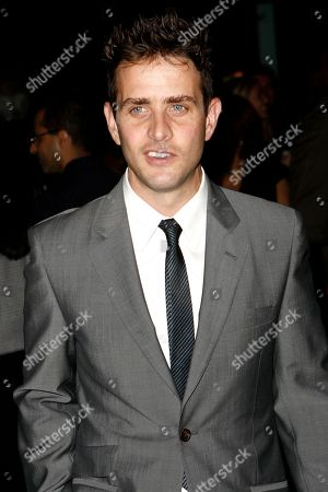 Joe McIntyre Joe McIntyre arrives at The National Multiple Sclerosis Society's 35th Annual Dinner of Champions in Los Angeles on