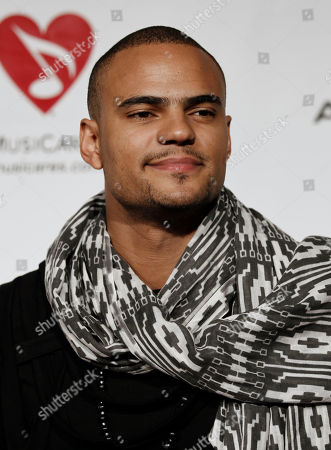 Mohombi Recording artist Mohombi arrives at the MusiCares Person of the Year gala honoring Barbra Streisand on in Los Angeles
