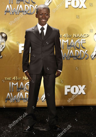 Kwesi Boakye Kwesi Boakye arrives at the 41st NAACP Image Awards, in Los Angeles
