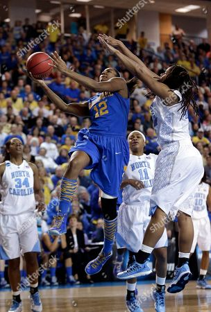 Editorial image of NCAA Delaware North Carolina Basketball, Newark, USA