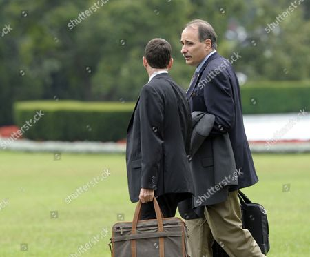 David Plouffe, David Axelrod Obama advisers David Plouffe, left, and David Axelrod, right, talk as they walk to Marine One on the South Lawn of the White House in Washington, . They are traveling with President Barack Obama to Charlotte, N.C., for the Democratic National Convention