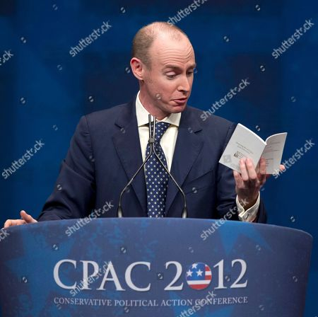 Daniel Hannan Reading the words of Thomas Jefferson, Daniel Hannan, a member of the European Parliament who represents South East England for the Conservative Party, addresses America's political right at the Conservative Political Action Conference (CPAC) in Washington