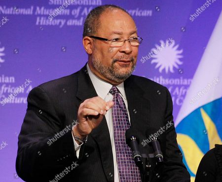 Richard Parsons Richard Parsons, Citigroup Inc. chairman and co-chair of the National Museum of African American History and Culture Council, is pictured at the groundbreaking for the Smithsonian National Museum of African American History and Culture in Washington