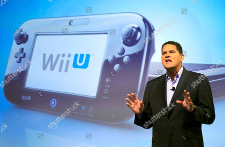 Reggie Fils-Aime Reggie Fils-Aime, president and chief operating officer of Nintendo of America, discusses the upcoming Wii U gaming console, in New York. The gaming console will start at $300 and go on sale in the U.S. on Nov. 18, in time for the holidays, the company said Thursday