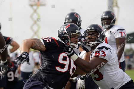 Editorial photo of Texans Camp Football, Houston, USA