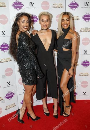 Stooshe - Alexandra Buggs, Courtney Rumpold and Karis Anderson