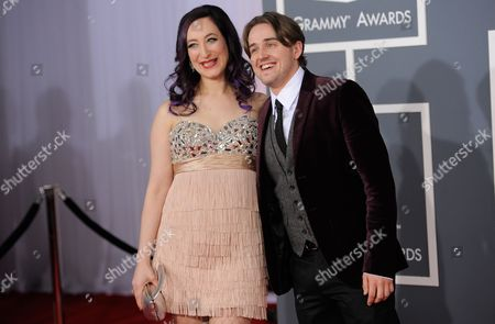Seth Glier, Rachael Sage Seth Glier and Rachael Sage arrives at the 54th annual GRAMMY Awards on in Los Angeles