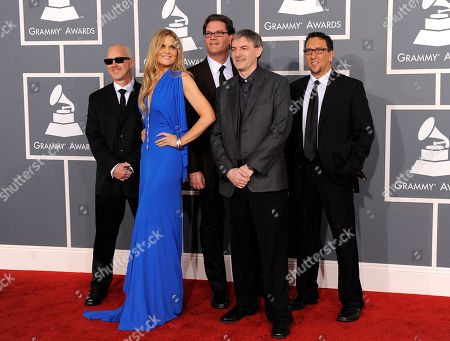 The Tierney Sutton Band The Tierney Sutton Band arrives at the 54th annual GRAMMY Awards on in Los Angeles