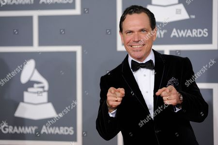 Kurt Elling arrives on the red carpet at the 54th annual GRAMMY Awards on in Los Angeles