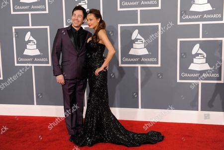 Photek, Stephanie Chao Photek and Stephanie Chao arrives at the 54th annual GRAMMY Awards on in Los Angeles