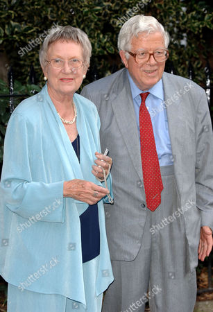 Geoffrey Howe and his wife