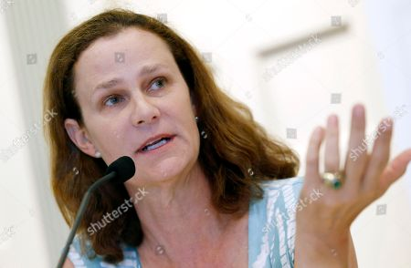 Pam Shriver Pam Shriver speaks during a news conference introducing the 2015 inductees to the International Tennis Hall of Fame in Newport, R.I