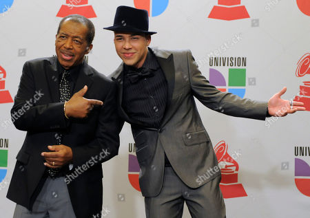 Prince Royce, Ben E. King Prince Royce, right, and Ben E. King pose backstage at the 11th Annual Latin Grammy Awards, in Las Vegas