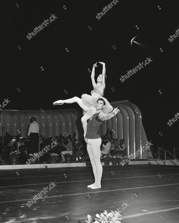 Editorial image of Maria Tallchief 1964, Washington, USA