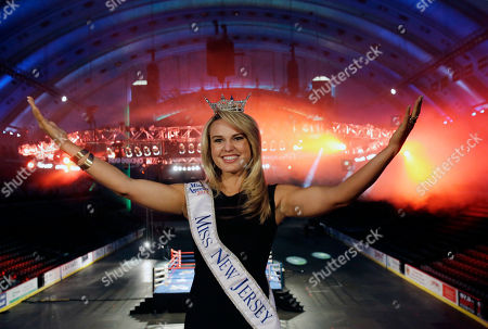 Editorial photo of Miss America, Atlantic City, USA