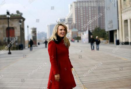 Editorial image of Miss America, Atlantic City, USA