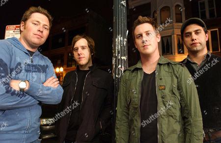 Blackpool Lights - Jim Suptic, Brian Everard, Billy Brimblecorn and Thom Hoskins