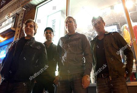 Blackpool Lights - Brian Everard, Thom Hoskins, Jim Suptic and Billy Brimblecorn