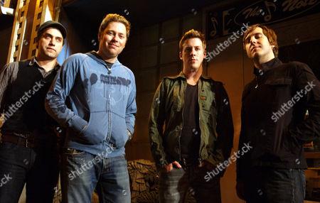 Blackpool Lights - Thom Hoskins, Jim Suptic, Billy Brimblecorn and Brian Everard