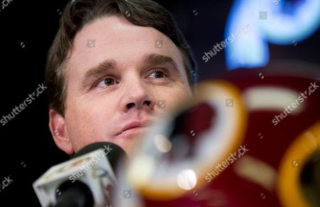 Jay Gruden New Washington Redskins head coach Jay Gruden, attends a news conference at the Redskins Park in Ashburn, Va., . Jay Gruden was introduced as the new Washington Redskins head coach, replacing Mike Shanahan and becoming the team's eighth head coach since Daniel Snyder purchased the franchise in 1999